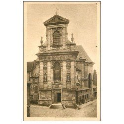 carte postale ancienne 58 NEVERS. Eglise Saint-Pierre