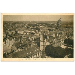carte postale ancienne 58 NEVERS. Palais Ducal n°1