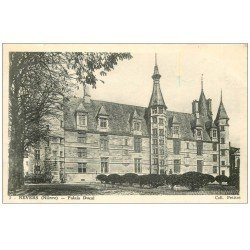 carte postale ancienne 58 NEVERS. Palais Ducal n°3. Collection Petitot