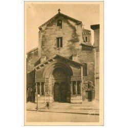carte postale ancienne 13 ARLES. Cathédrale Saint-Trophime