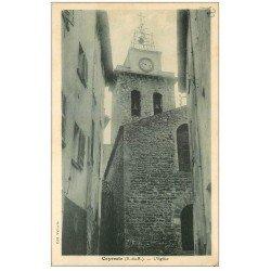 carte postale ancienne 13 CEYRESTE. L'Eglise