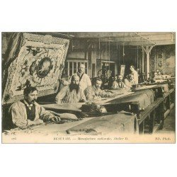 carte postale ancienne 60 BEAUVAIS. Manufacture Nationale. Atelier D