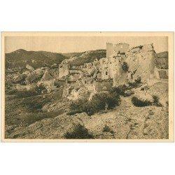 carte postale ancienne 13 Les BAUX. Ancien Hôpital Sainte-Blaise