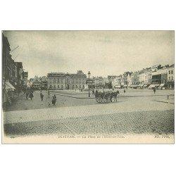 Superbe Lot 10 Cpa BEAUVAIS 60. Place Hôtel de Ville, Horloge Cathédrale, Rue Saint-laurent, Lycée Jeranne Hachette.....