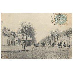 Superbe Lot 10 Cpa CHANTILLY 60. Avenue de la Gare, Derby Courses, statue Aumale, Pêcheur Etang du Château