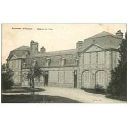 carte postale ancienne 61 CHATEAU DE L'ISLE (Alençon)