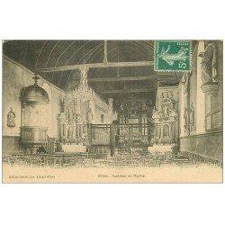 carte postale ancienne 61 ESSAI. L'Eglise 1910