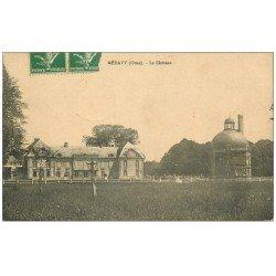 carte postale ancienne 61 MEDAVY. Le Château vers 1910