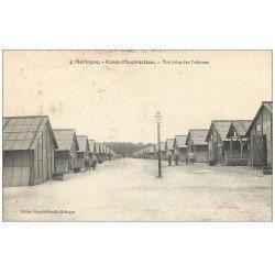 carte postale ancienne 61 MORTAGNE. Camp Instruction Militaire les Tribunes 1913