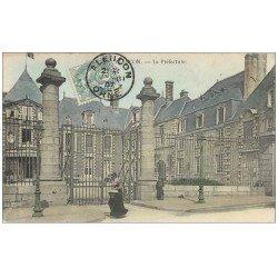 Superbe Lot 10 Cpa 61 ALENCON. Boulevard Lenoir-Dufresne, la Poste, Palais de Justice, Bibliothèque, Préfecture...