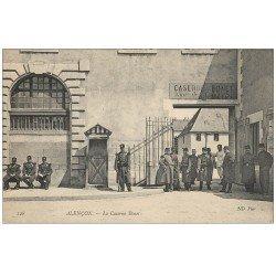 carte postale ancienne Superbe Lot 10 Cpa 61 ALENCON. Caserne Bonnet, Dentelles, Ecole Normale, Marché aux Chevaux etc..