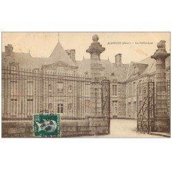 Superbe Lot 10 Cpa 61 ALENCON. Château, Caisse Epargne, Hôtel de Ville, Les Promenades, Préfecture, Eglise....