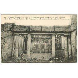 carte postale ancienne 62 ARRAS. Hôtel Particulier rue des Grands Vieziers