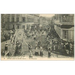 carte postale ancienne 62 ARRAS. La Procession