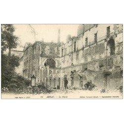 carte postale ancienne 62 ARRAS. Le Musée