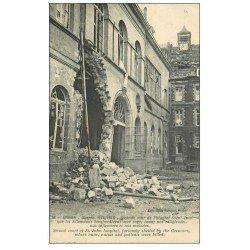 carte postale ancienne 62 ARRAS. L'Hôpital Saint-Jean cour