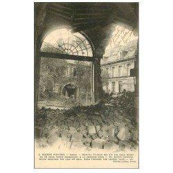 carte postale ancienne 62 ARRAS. L'Hôpital Saint-Jean Porte
