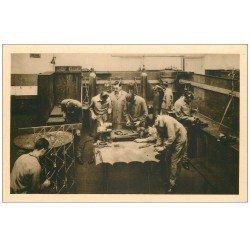 62 BOULOGNE-SUR-MER. Ecole Pratique Commerce. Atelier soudure autogène. Industrie et Mécaniciens de Marine