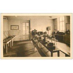 62 BOULOGNE-SUR-MER. Ecole Pratique Commerce. Salle de Radiotélégraphie. Industrie et Mécaniciens de Marine