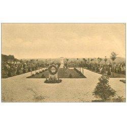 carte postale ancienne 62 LENS. Cimetière 1916 Hauptansicht