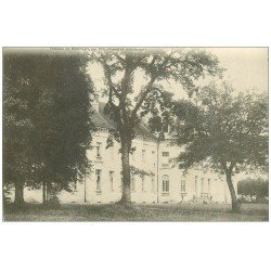 carte postale ancienne 70 CHATEAU DE MONCLEY