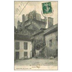 carte postale ancienne 70 LUXEUIL. Maison Carrée 1907