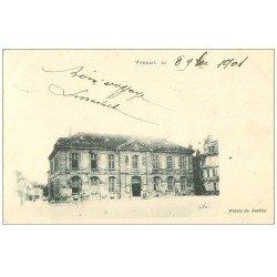 carte postale ancienne 70 VESOUL. Palais de Justice 1901
