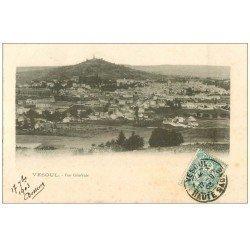 carte postale ancienne 70 VESOUL. Vue générale 1903