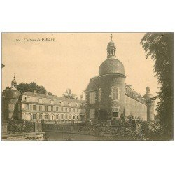 carte postale ancienne 71 CHATEAU DE PIERRE