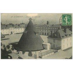 carte postale ancienne 71 LE CREUSOT. Château de la Verrerie 1913