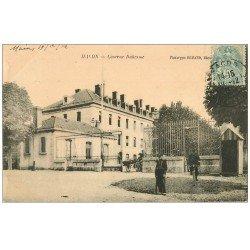 carte postale ancienne 71 MACON. Garde Militaire Caserne Duhesme 1906