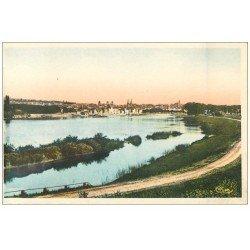 carte postale ancienne 71 MACON. La Saône