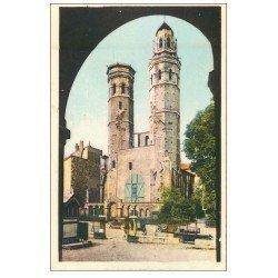 carte postale ancienne 71 MACON. Le Vieux Saint-Vincent