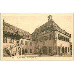carte postale ancienne 68 COLMAR. Ancienne Douane