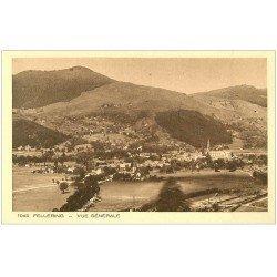 carte postale ancienne 68 FELLERING. Le Village
