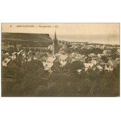 carte postale ancienne 14 ARROMANCHES. Vue générale n°6