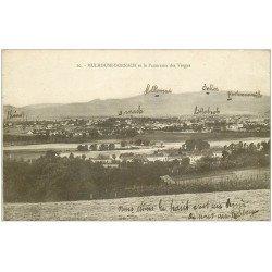 carte postale ancienne 68 MULHOUSE. DORNACH. Les Vosges