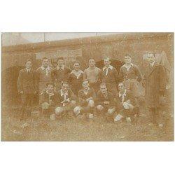 68 MULHOUSE. Equipe de Football. CS Olympique de Mulhouse. Association Sportive Mulhousienne fondée en 1903. Carte Photo