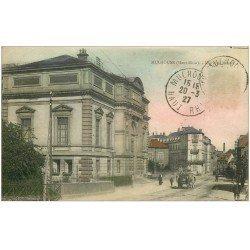 carte postale ancienne 68 MULHOUSE. Nouveau Musée.