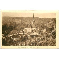 carte postale ancienne 67 ANDLAU-AU-VAL. Eglise Abbatiale