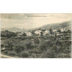 carte postale ancienne 67 BARR. Et Ruines Château Andlau 22