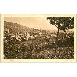 carte postale ancienne 67 BARR. Village et Vignes 2643