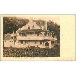carte postale ancienne 67 ECKARTSWILLER. Villa Sainte Barbe 1939