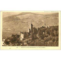 carte postale ancienne 67 HAUT-KOENIGSBOURG. Château 1213