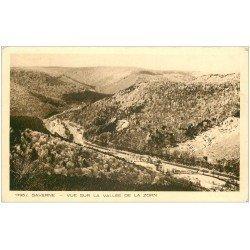 carte postale ancienne 67 SAVERNE ZABERN. Vallée de la Zorn