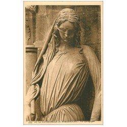 carte postale ancienne 67 STRASBOURG STRASSBURG. Cathédrale. La Cynagogue