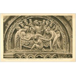 carte postale ancienne 67 STRASBOURG STRASSBURG. Cathédrale. Mort de Maria
