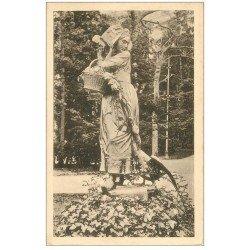 carte postale ancienne 67 STRASBOURG STRASSBURG. Gänseliesel Orangerie