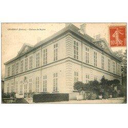 carte postale ancienne 69 CHARNAY. Château de Bayère 1914