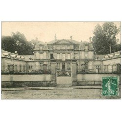 carte postale ancienne 14 BAYEUX. La Sous-Préfecture 1906